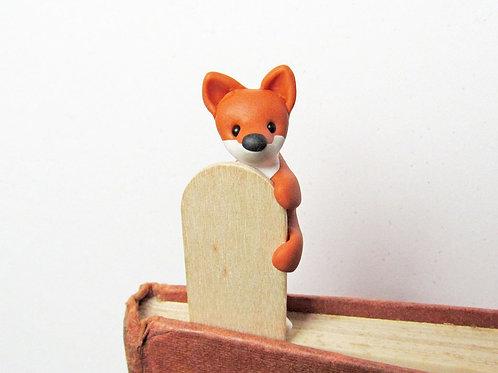 Fox bookmark