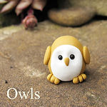 Owl jewellery and gifts