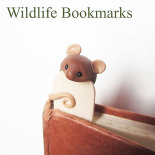 Wildlife Bookmarks