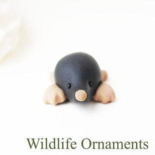 Wildlife Ornaments