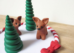 Wildlife Christmas decorations