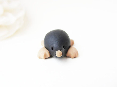 Tiny mole ornament