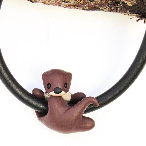 Otter jewellery - otter charm bracelet