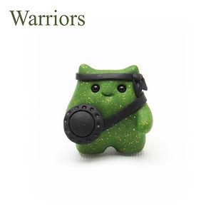 Well-being Warriors button