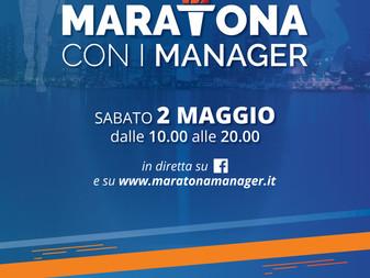 MARATONA CON I MANAGER - 2 MAGGIO 2020