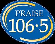 Praise 106.5 Logo noBG.png