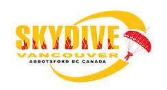 Skydive Vancouver Logo no background sml