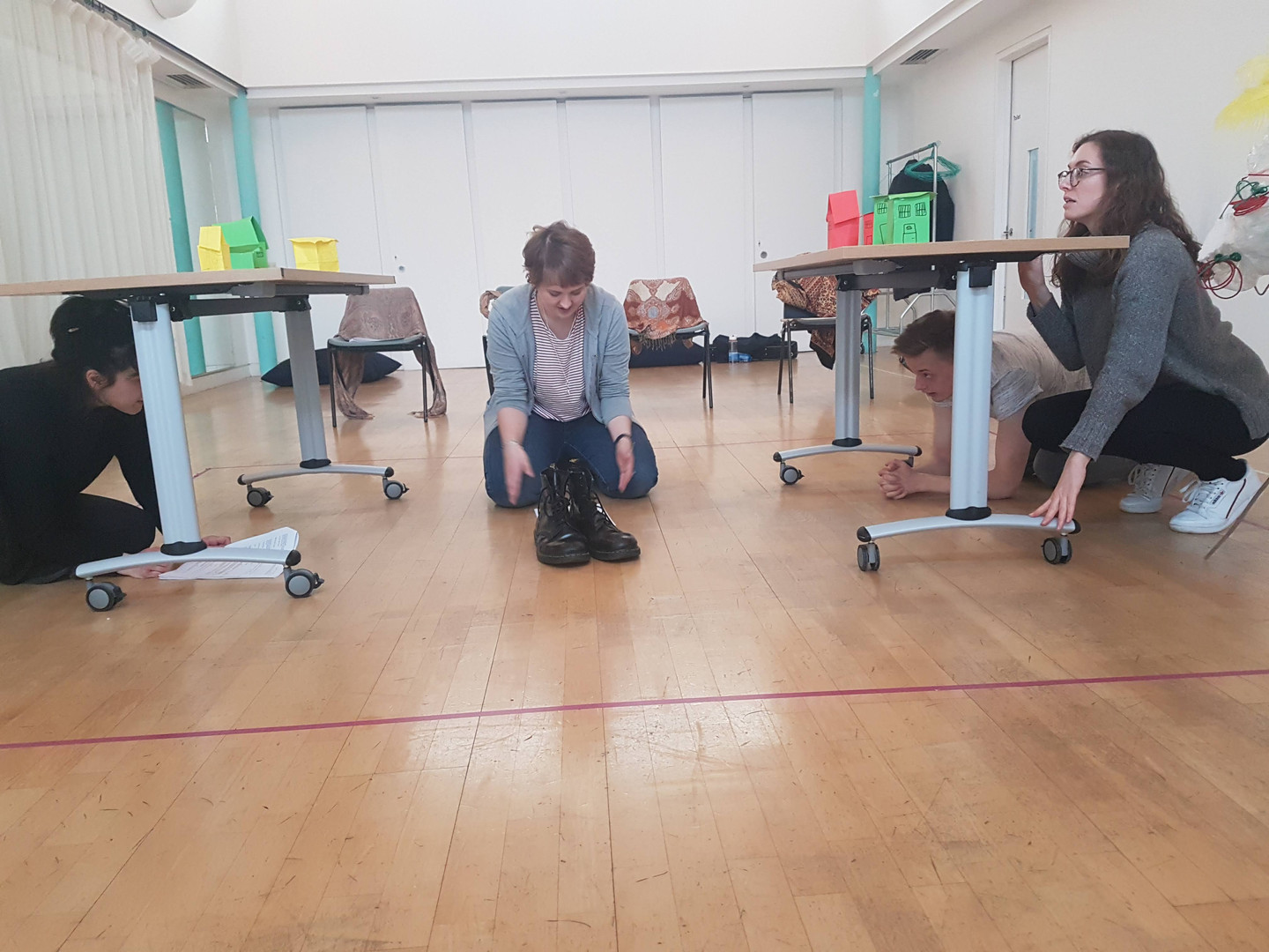 Workshop/ Devising