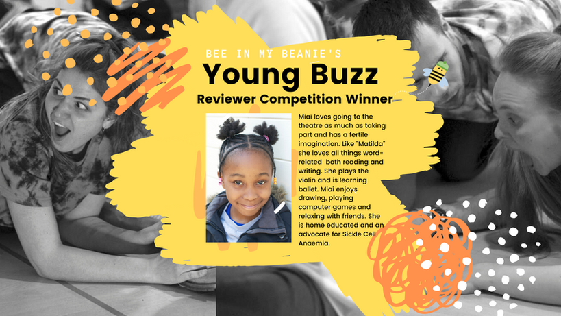 Young Buzz Reviewer