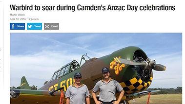 Camden Anzac Day