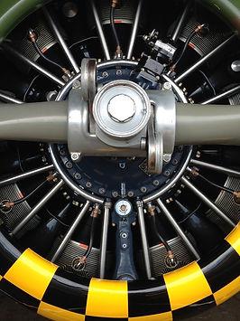 Southern Warbird Adventures - Pratt & Whitney 1340 like new