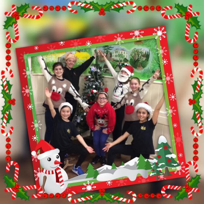 Merry christmas 2016 from Group 2