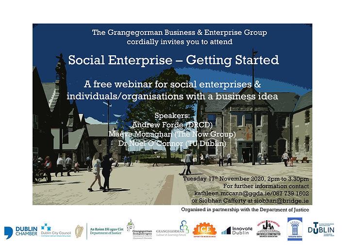 Grangegorman Social Enterprise Event 17t