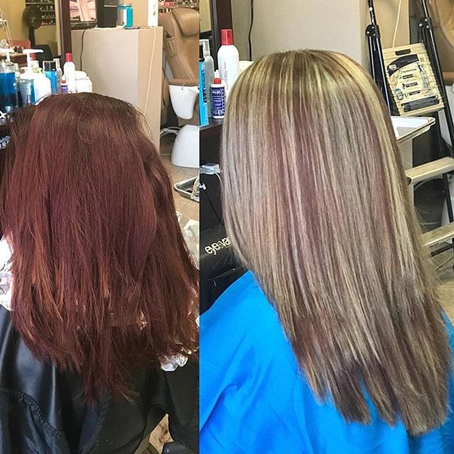 Jessicas Hair Nails Hair Coloring Hair Cuts And Acrylic Nails