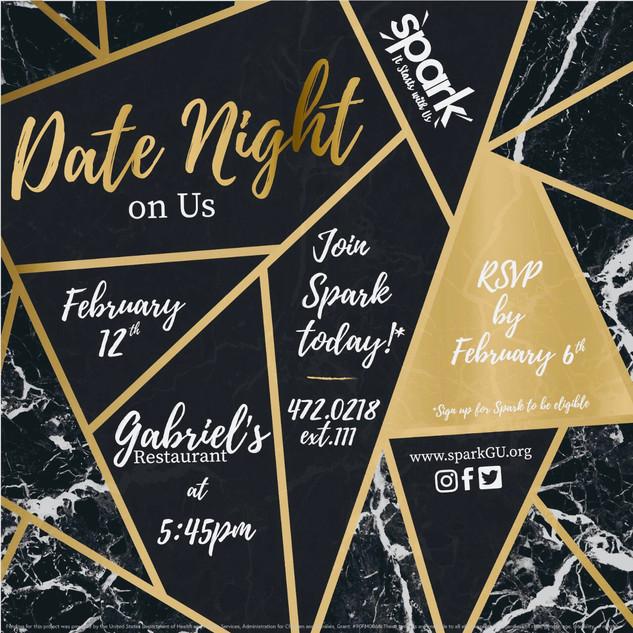 Date Night on Us!