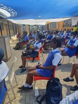 Linda Ntuli Motivational Talk Grade 12