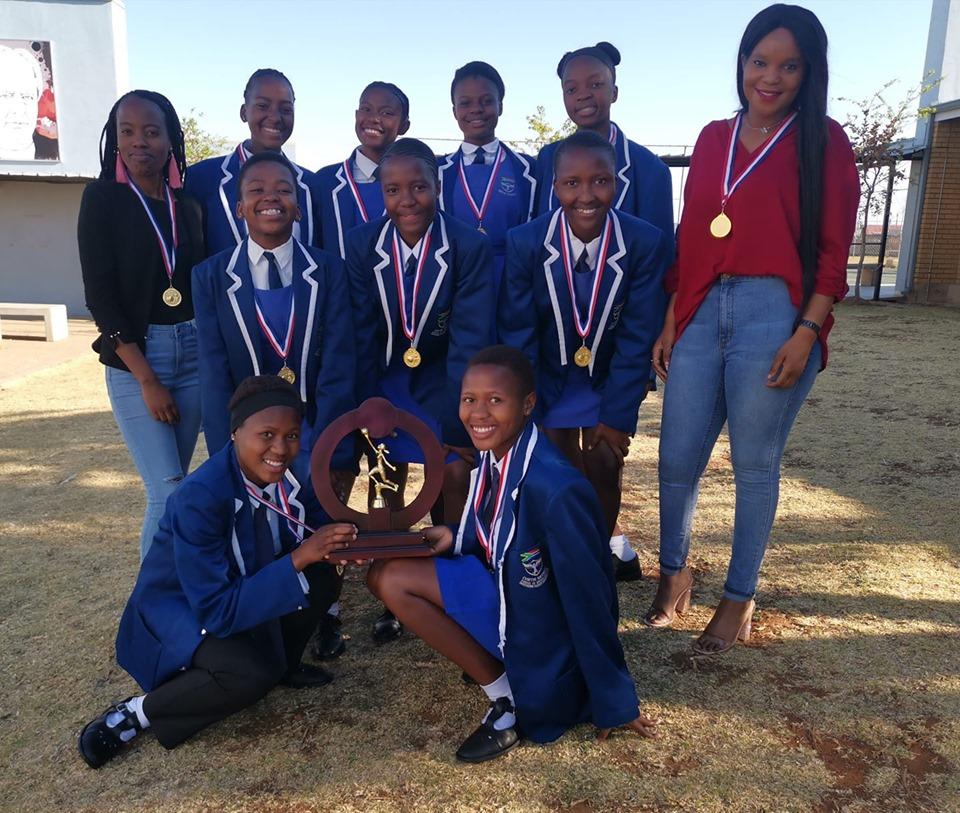 Netball Girls 2019