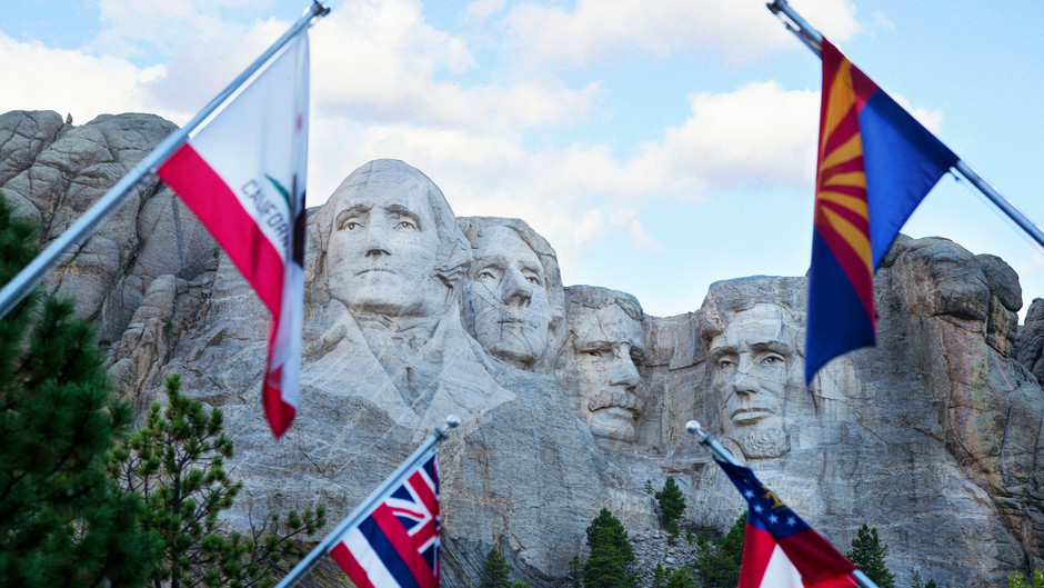 The Other Faces on Mount Rushmore-Part Two