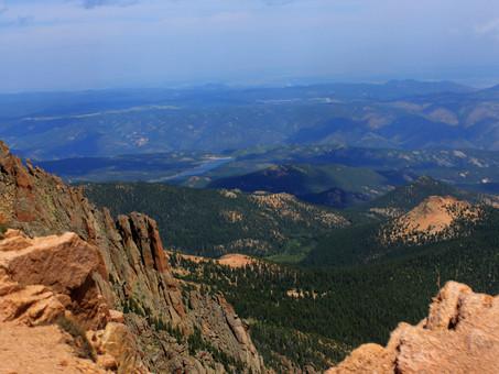 Pike's Peak (Mis)adventure