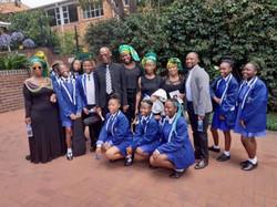 At Mrs Rose Nkondo Funeral