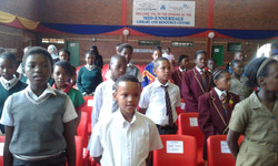 Inside the Mid-Ennerdale Primary School
