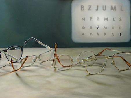 Cousin Rufus: 2020 Eyesight