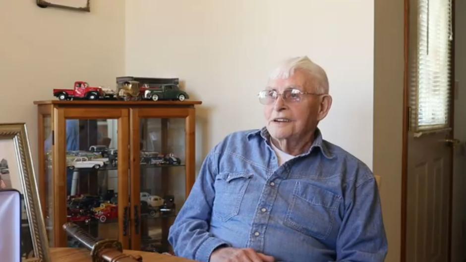 WW II Hero Survived When Left for Dead