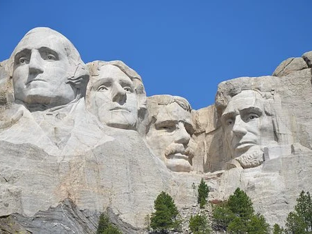 The Other Faces on Mount Rushmore-Part One