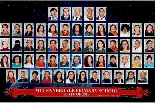 Mid-Ennerdale Primary Staff