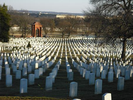 Arlington National Cemetery's Strange Twist of Fate