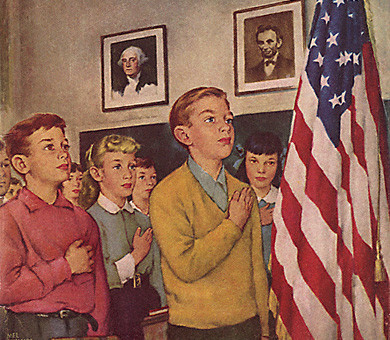 Patriotism: A Whisper from the Past