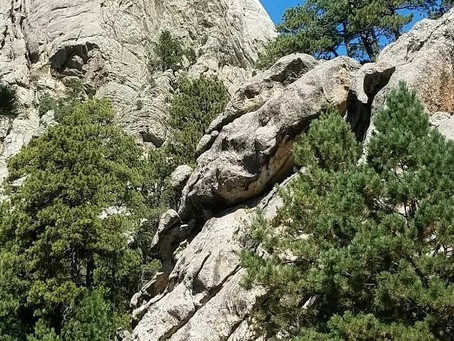 The Other Faces on Mount Rushmore