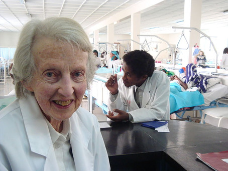 The Amazing 90-Year-Old Surgeon