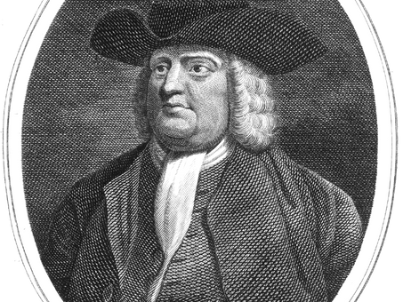 William Penn: More Than a Picture on an Oatmeal Box
