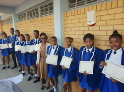 Academic Excellence at Curtis Nkondo