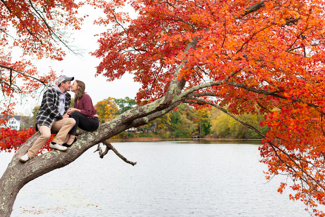 Colleen and Ryan's Couple Shoot, October 2020