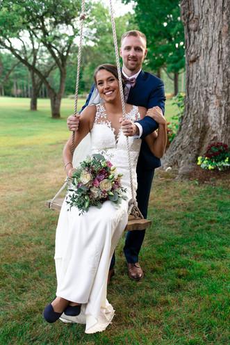 Sara and Colin's Wedding, September 2020