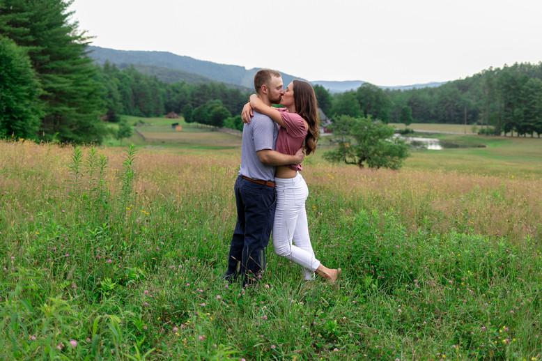 Sara and Colin's Engagement Shoot, July 2020