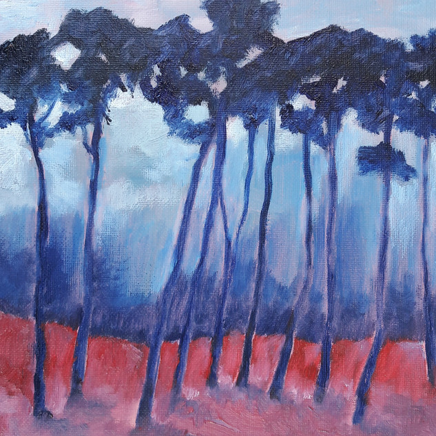 FORET, 20x20