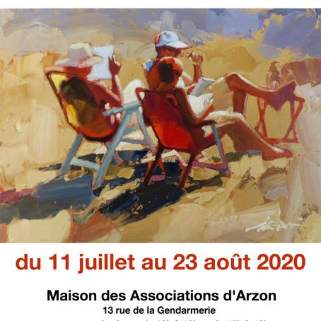 Nouvelle exposition été 2020