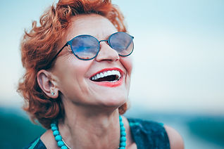 Halls Head Dental - Happy Woman