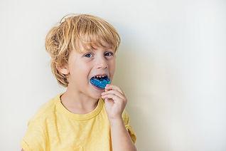 Custom Made Mouthguards at Halls Head De