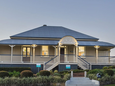 Channon Lawrence Dental - The Iconic Queenslander Building