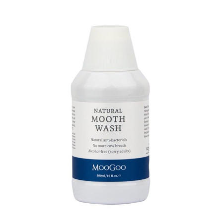 MooGoo Natural Moothwash