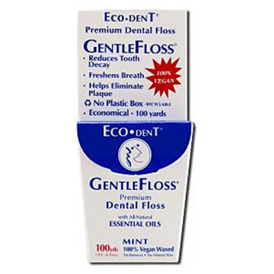 Eco-Dent Gentlre Floss - Mint