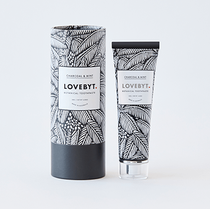 LoveByt Toothpaste - Charcoal & Mint