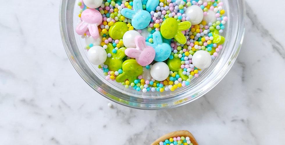 Bunny Hop Sparkling Sprinkle Mix