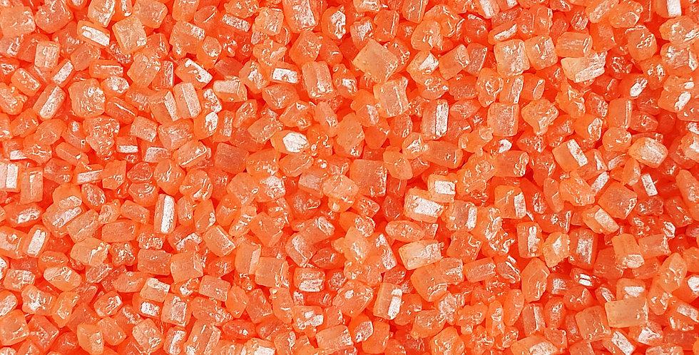 Coloured Sugar Orange Sparkling Sprinkle Mix