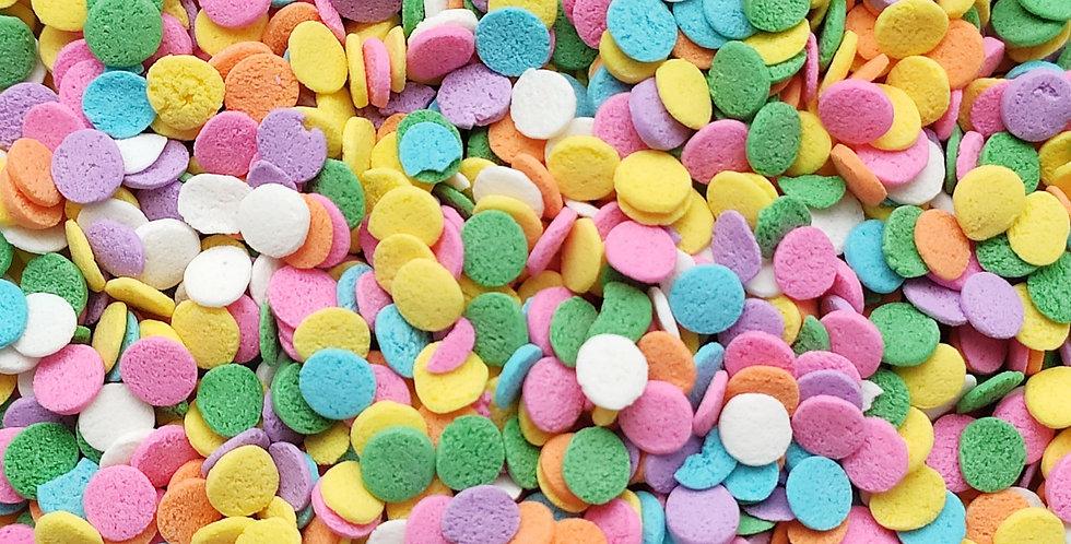 Pastel Confetti, Quins