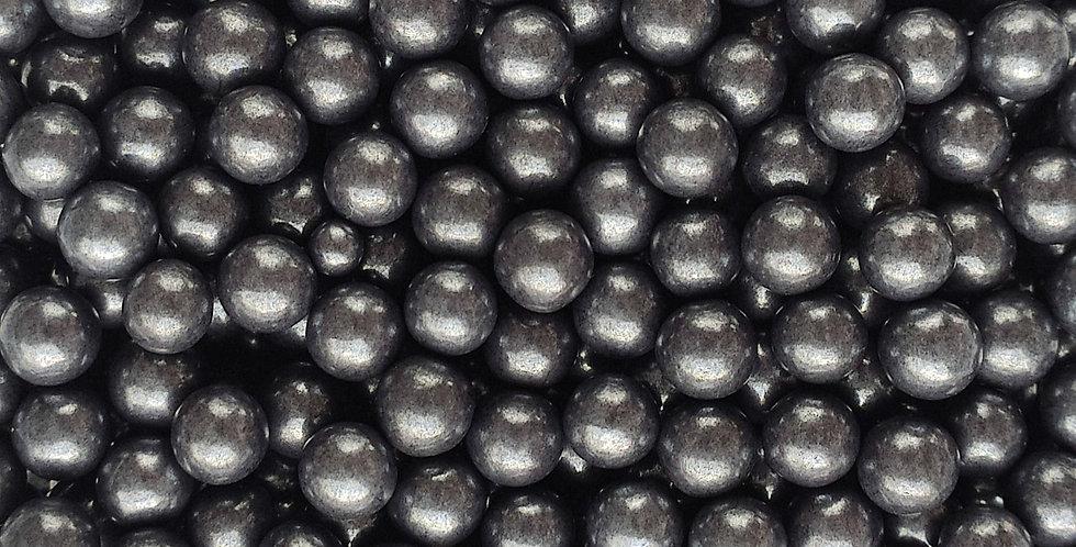 8mm Pearlised Black Sparkling Sprinkles Basics
